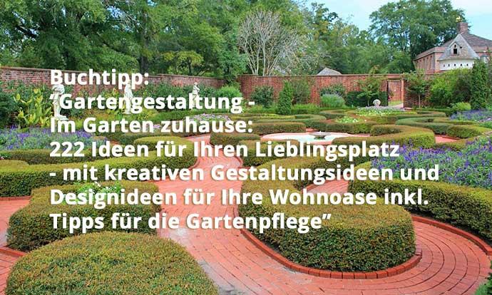 Gartengestaltung - Im Garten zuhause