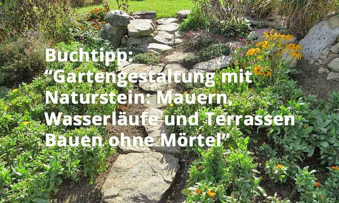 Garten: Naturstein
