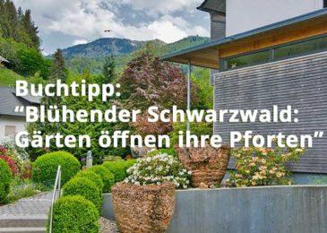 Blühender Schwarzwald: Gärten öffnen ihre Pforten