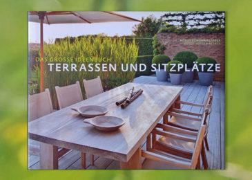 Terrassen und Sitzplätze – Das große Ideenbuch
