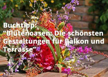Blütenoasen: Die schönsten Gestaltungen für Balkon und Terrasse