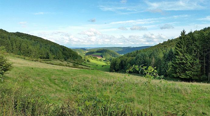 Hessisches Bergland - Willingen