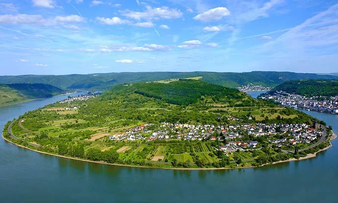 Günstig Reisen am Rhein